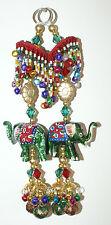 Un Elefante manualidades indígenas Colgante de Pared Coche Puerta De Decoración Regalo De Navidad