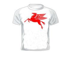 Vintage Race T-shirt RED PEGASUS