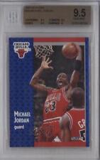 1991-92 Fleer #29 Michael Jordan BGS 9.5 GEM MINT Chicago Bulls Basketball Card