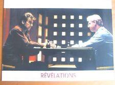 AL PACINO RUSSELL CROWE  LOBBY CARD REVELATIONS