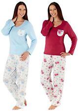 Womens Inspirations Gabriel Floral Print Long Pyjamas