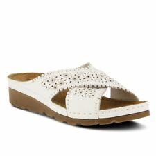 Flexus Passat Sandals White New