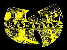 Wu-Tang Clan Logo Art Group Band Hip-Hop Music Rap Giant Wall Print POSTER