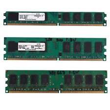 5X(2GB DDR2 PC2-6400 800MHz 240Pin 1.8V Desktop DIMM Memory RAM for Intel, Z5O3