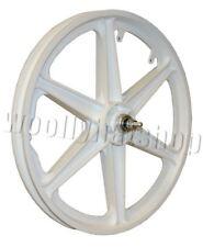 """20"""" BMX Mag Front 6 Spoke Freestyle Retro Bike Colour Wheels"""