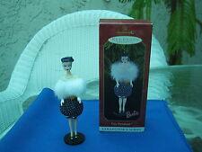 Hallmark Barbie Gay Parisienne Ornament