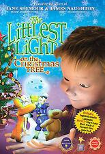 The Littlest Light on the Christmas Tree, New DVD, Jane Seymour, James Naughton,