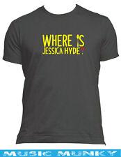 Where is Jessica Hyde ? UTOPIA NEW T-SHIRT TSHIRT TEE TV chilli salt spoon