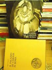 PALAZZO DE CAROLIS IN ROMA - GIUGGIOLI ALFREDO (Z9)