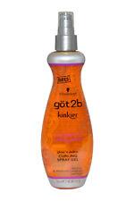 Got2b Kinkier Curling Spray Gel, 9-Ounce (Pack of 2)