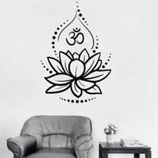 Wandtattoo Yoga Lotus Zen 47 Farben Budhismus Wandsticker Sticker Wandaufkleber