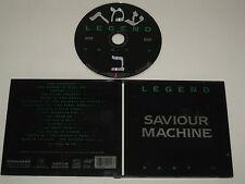 SAVIOUR MACHINE/LEGEND PART II(MASSACRE 4028466 101563) CD ALBUM