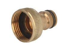 Hahnanschlussstück mit Steckkupplung und Innengewinde - ms-blank