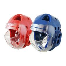 Kids Adult Head Guard Helmet Karate Boxing Martial Arts HeadGear MMA Protector