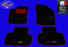 TAPPETINI tappeti Alfa Romeo 147 Q2 su misura con Logo