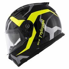 Helmet Givi 50.5 Tridion Vortix black yellow casque motorrad integral helm helme