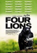 Four Lions DVD NEU + OVP!