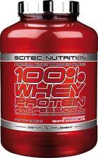 Scitec NUTRITION 100% Whey Protein Professional Pro 2350g/78 porzioni