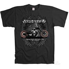 * Custom Biker Choppers Bobber Harley-Chopper-Motiv  T-Shirt *4219 gr