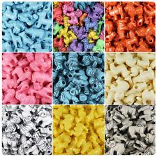 BeadTin Safari Animal Mix Pony Beads (2oz) - Style choice