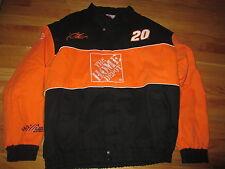 TONY STEWART Home Depot NASCAR Winston Cup Series (LARGE) Jacket