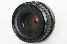 Pentax-A SMC 50mm f1.7 lens * Ex+
