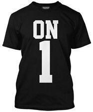 On 1 - Divertente Bere Partying Maglietta - Vari Colori E Taglie T-Shirt