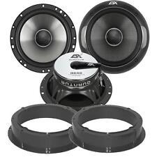 ESX QE62-28067 Lautsprecher SET 165mm Boxen für SEAT ALTEA Fronttüren
