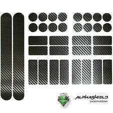 Fahrrad Aufkleber Rahmen Schutz Carbon Folie MTB BMX Ketten Streben Rahmenschutz