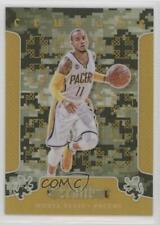 2015 Panini Excalibur Crusade Camo 80 Monta Ellis Indiana Pacers Basketball Card