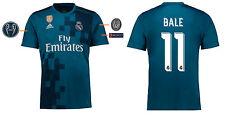 Camiseta real madrid 2017-2018 Third UCL-bale 11 [164-xxl] Champions League