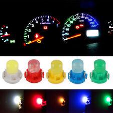 12V T3 Neo Wedge LED Lamp Car Cluster Instrument Dashboard Gauge Light Bulbs 10x