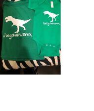 matching dinosaur shirt set dinosaur tshirts matching t rex brother shirt set