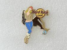 TORONTO,Hard Rock Cafe Pin,Fashion Statement Series,Sexy Girl