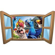Sticker enfant fenêtre RIO réf 1032 1032