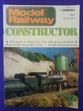 MODEL RAILWAY CONSTRUCTOR - March 1980 vol 46 #551