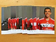 FC Bayern München Autogrammkarte 2008-09 original signiert 1 AK aussuchen