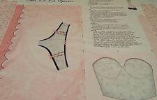 "New - 100% Cotton - Ink and Arrow - Oh La La Apron Fabric Panel - W 44"" x L 33"""