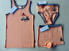 SCHIESSER Jungen Unterhemd Slip New-Shorts NICI DRAGONS Gr98 104 116 128 140 NEU