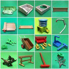 Playmobil Reiterhof piezas de repuesto para escoger de 4193 #v4193