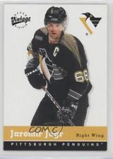 2000-01 Upper Deck Vintage #286 Jaromir Jagr Pittsburgh Penguins Hockey Card