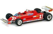BRUMM R367 &  R367T Transport Version Ferrari 126CK Turbo F1  car  1:43rd scale