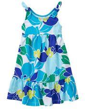 NWT Gymboree Mix and Match Blue flower dress Toddler Girls 12-18-24,2T,3T