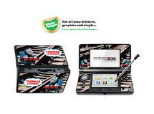 Thomas le petit train autocollant en vinyle pour Nintendo 3DS