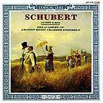 Schubert: Octet D 803 / Academy of Ancient Music W. Germany EXCELLENT