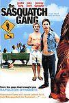 The Sasquatch Gang (Dvd, 2008) Justin Long Super Rare Oop Genuine Region 1