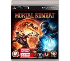 NEW - Mortal Kombat (PS3) 5051892024075 Sealed