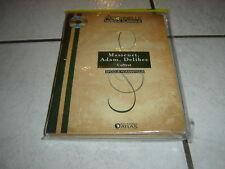 COFFRET 10 CD MASSENET,ADAM,DELIBES EPOQUE ROMANTIQUE
