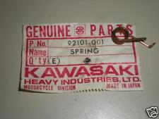 NOS Kawasaki H1 H2 Ke100 KD125 Spark Plug Cap Spring