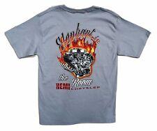 HEMI Chrysler T-Shirt Custom 354, 392, 426, 472 V8 Chrysler Dodge Ram